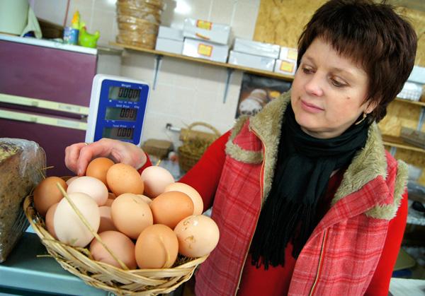 Jajko – symbol odradzającego się życia, w chrześcijaństwie wiązany z motywem zmartwychwstania Chrystusa, symbolizujący nadzieję na życie wieczne Fot. Marian Paluszkiewicz