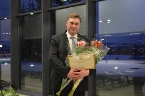 Merem rejonu trockiego został socjaldemokrata Vytautas Zalieckas Fot. archiwum