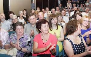 Na spotkanie przybyło wiele osób związanych z gazetą Fot. Marian Paluszkiewicz