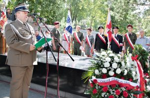 The Polish Armed Forces Day: Inhabitants of Vilnius paid homage to the heroes