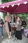 Zespół muzyczny Caritasu Archidiecezji WileńskiejFot. Justyna Giedrojć