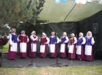 """Zespół """"Ale Babki"""" zaprezentował szereg skocznych utworów"""