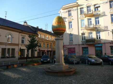 Walking through the Vilnius streets: Where are Strumillo's orchards?