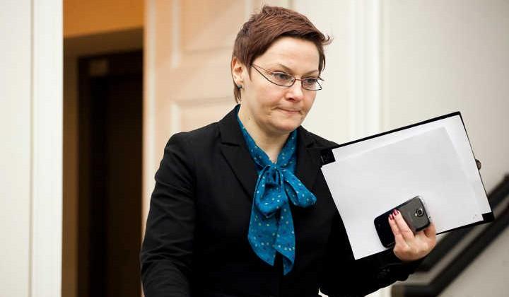 Daiva Ulbinaitė jest podejrzana o nadużycie stanowiska służbowego i ujawnienie tajemnicy państwowejFot. archiwum
