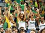 Na Litwie koszykówka to coś więcej niż sport Fot.ELTA
