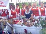Stoisko koła ZPL w Połukni: pachnące i oryginalne Fot. Alina Sobolewska