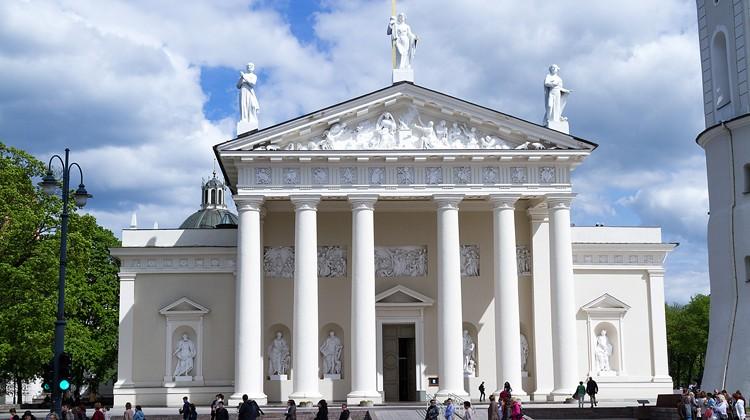 """""""Wileński Wawel"""" — najsłynniejszy panteon polsko-litewskich władców Fot. Marian Paluszkiewicz"""