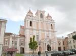 Jezuicki kościół pw. św. Kazimierza w Wilnie Fot. archiwum