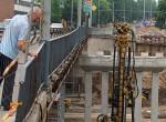 Co roku kosztorys prac konserwacyjnych i kontroli mostów i wiaduktów w Wilnie wynosi około 1,2 mln euro        Fot. Marian Paluszkiewicz