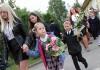 W tym roku progi szkolne przekroczy ogółem 330 tys. uczniów, czyli o 13 tys. mniej niż było przed rokiem Fot. Marian Paluszkiewicz