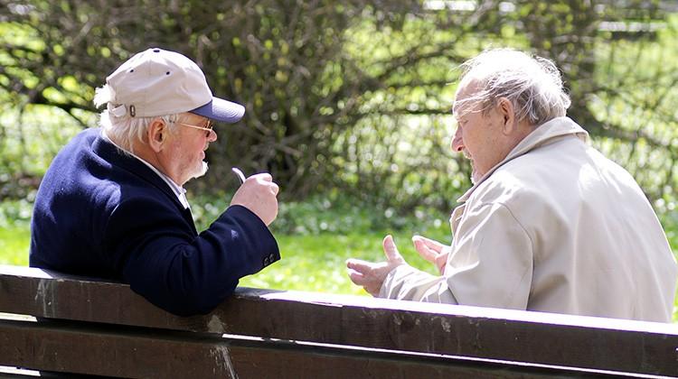 Przepychanki w rządzie wokół terminu i wielkości wzrostu emerytur bulwersują samych emerytów Fot.Marian Paluszkiewicz
