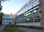W Gimnazjum w Mickunach trwają prace renowacji budynku