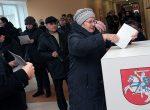 Około 19 proc. mieszkańców Litwy w wyborach do Sejmu RL 2016 r. zagłosuje w nowych okręgach wyborczych       Fot. Marian Paluszkiewicz