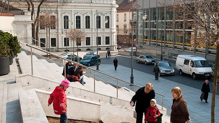Ulicą imienia Lecha Kaczyńskiego proponowano nazwać krótki odcinek od ulicy Sirvydo do alei GiedyminaFot. Marian Paluszkiewicz