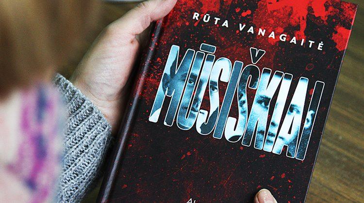 """Książka """"Mūsiškiai"""" Rūty Vanagaitė wzbudziła w społeczeństwie wiele dyskusji  Fot. Marian Paluszkiewicz"""