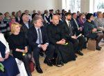 Położona na obrzeżach rejonu wileńskiego Szkoła Podstawowa w Szumsku 4 lutego zaprosiła gości na święto z okazji zakończenia renowacji szkoły