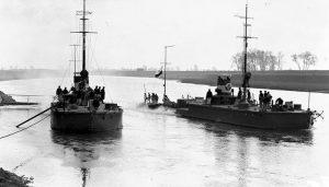 Flotylla Pińska przed wojną była wizytówką tego miasta