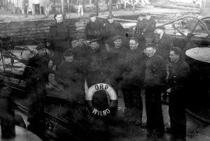 Pińsk nie jest Pińskiem, jeżeli tu nie ma marynarzy i Żydów oraz nie słychać polskiej mowy — usłyszeliśmy od Pana Edwarda