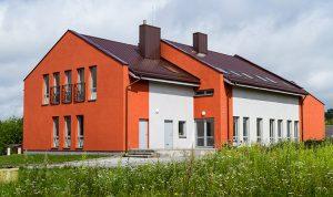 Dom Polski piękny, ale pusty, brakuje pieniędzy na umeblowanie Fot. Marian Paluszkiewicz