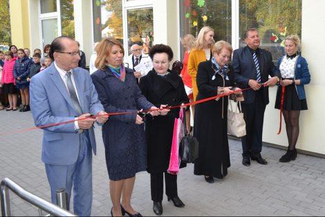 Nowy etap w historii Gimnazjum w Mickunach