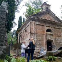 Władze Wilna wstrzymały renowację Cmentarza św. Piotra i Pawła