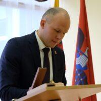 Samorząd rejonu wileńskiego ma nowego wicemera