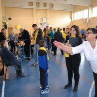 Święto sportu niepełnosprawnych w Rudominie
