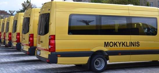 Każdego roku rośnie liczba autobusów szkolnych