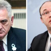 Złe traktowanie mniejszości narodowej powodem blokady rozmów UE — Serbia