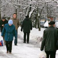 Grypa nadal atakuje Litwę, ale cofa się ze stolicy