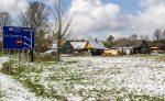Majowy śnieg pozbawił prądu 9 tys. gospodarstw domowych