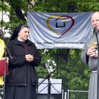 Piąte urodziny Hospicjum im. bł.  Michała Sopoćki w Wilnie