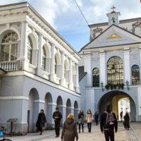 Samorząd Wilna nie dał zgody na polską tabliczkę z nazwą ulicy Ostrobramskiej