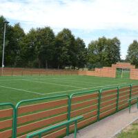 Coraz więcej obiektów sportowych w rejonie wileńskim