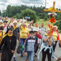XXVII Pielgrzymka Miłosierdzia Ejszyszki–Ostra Brama