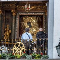 90. rocznica koronacji obrazu Matki Boskiej Ostrobramskiej