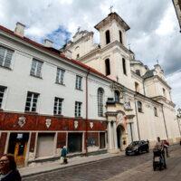 Kościół Ducha Świętego najwspanialszym wileńskim zabytkiem późnego baroku