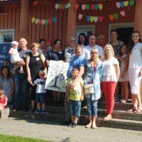 """""""Rodzinę buduje miłość"""" – spotkanie opiekunów oraz rodziców w Kowalczukach"""