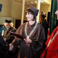 Sześćsetny dyplom i nowy rok akademicki w wileńskiej filii UwB