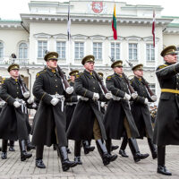 Wojska Litewskiego głównym partnerem w obronie jest Polska