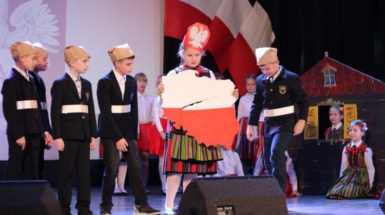 Obchody Dnia Niepodległości Polski w Rudominie