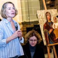Odnowiono cudowny obraz Matki Boskiej Podbrzeskiej