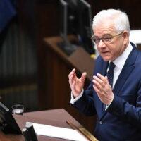 Minister Jacek Czaputowicz o priorytetach polskiej dyplomacji