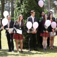 Coraz więcej absolwentów rejonu wileńskiego wybiera egzaminy państwowe