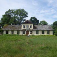 Powstaje projekt odnowienia parku dworskiego w Mazuryszkach