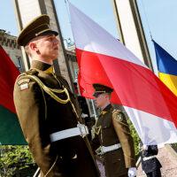 Obchody święta Konstytucji 3 Maja na Litwie