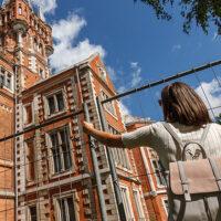Pałac w Landwarowie po raz kolejny w drodze do odzyskania świetności