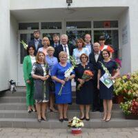 Konferencja kierowników placówek oświatowych rejonu wileńskiego przed nowym rokiem szkolnym