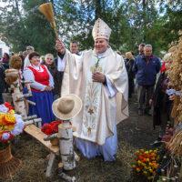 W Pikieliszkach odbyły się Dożynki Rejonu Wileńskiego