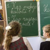 Litewski w przedszkolu – im wcześniej tym lepiej?